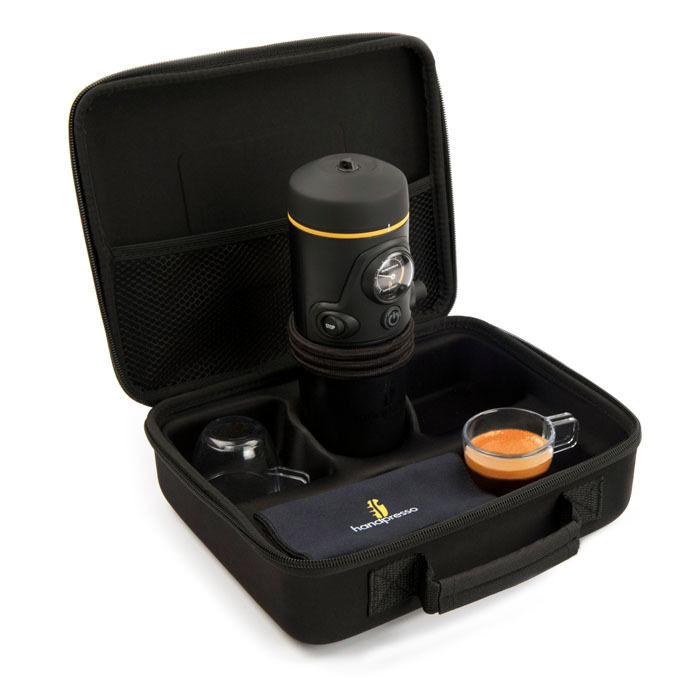 Handpresso Auto Espresso Travel Set