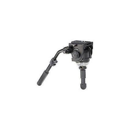 "Calumet Video Fluid Head with Removable 2.75"" Head Bowl"