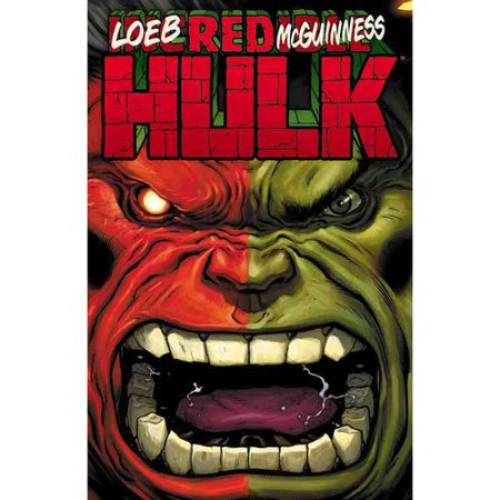 Hulk 1: Red Hulk by