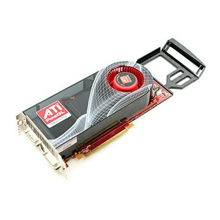ATI FireGL V7600 512MB PCI-E x16 Dell PN# GP933 Workstation Video Graphics Card  -Refurbished