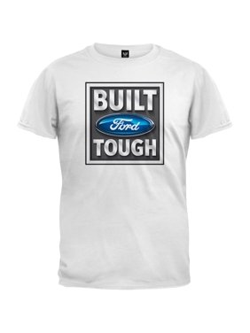 fc3dc727917d1 Product Image Ford - Built Tough White T-Shirt