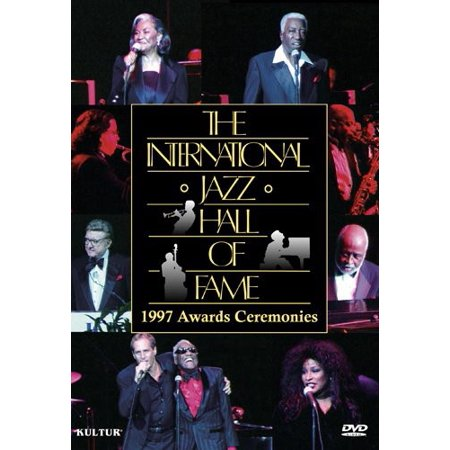 The International Jazz Hall of Fame: 1997 Awards Ceremonies (DVD)