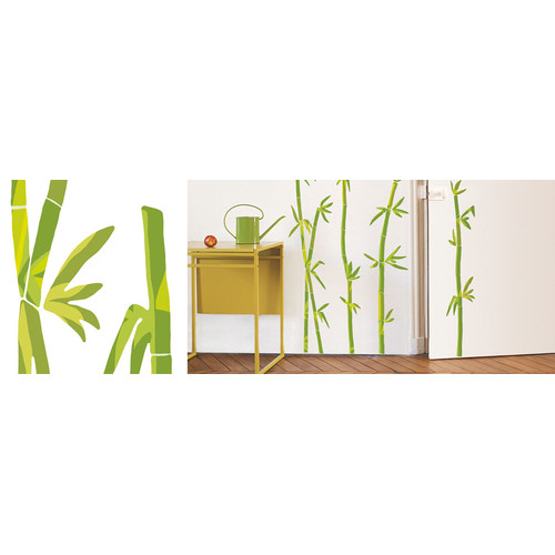 Retrospect Group Bamboo Wall Decal