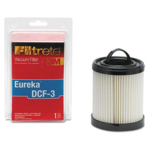 Eureka 62136A2 Dust Cup Filter For Bagless Upright Vacuum Cleaner, Dcf-3