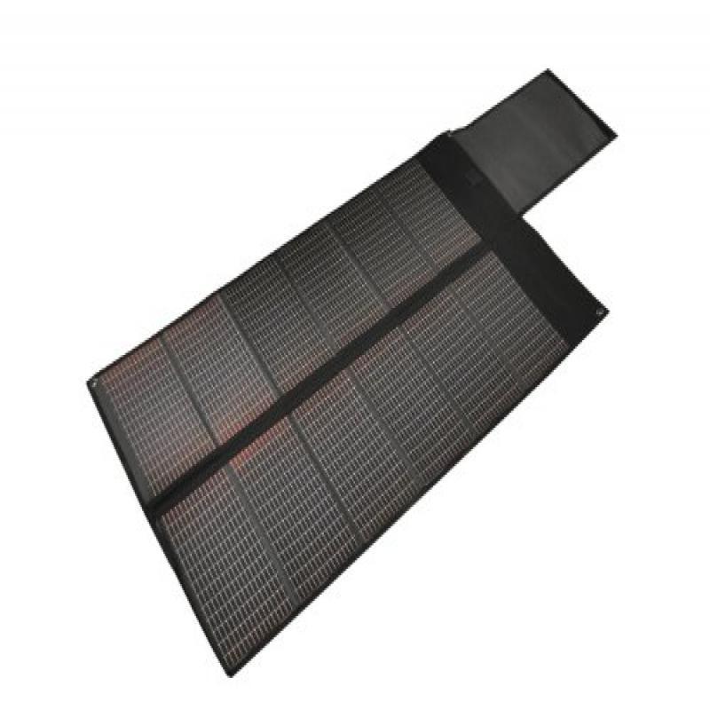 PowerFilm 30W Foldable Solar Panel with Goal Zero Yeti Adapter by