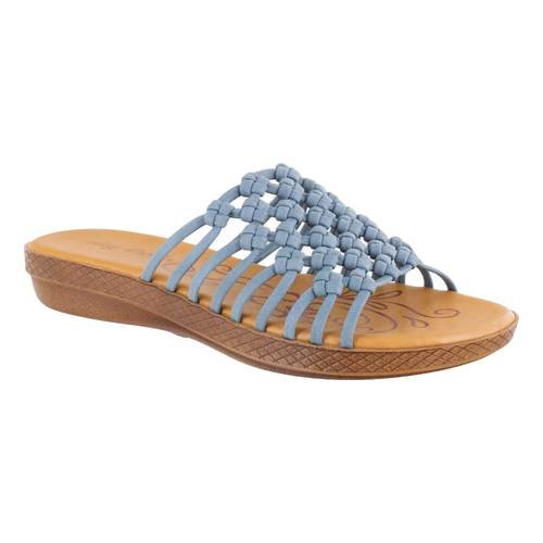 Women's Easy Street Sing Woven Slide