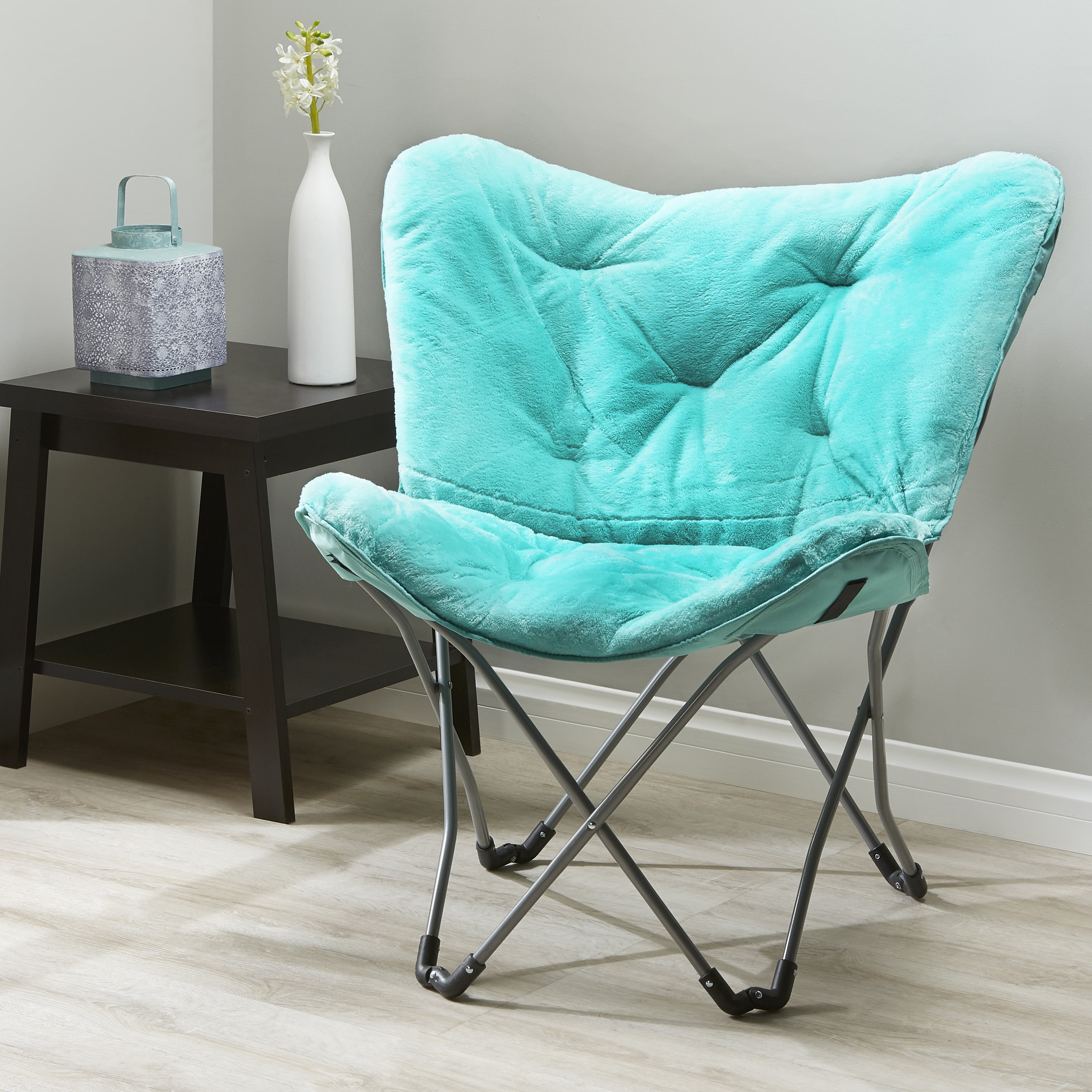 Amazing Mainstays Folding Butterfly Chair Multiple Colors Walmart Com Forskolin Free Trial Chair Design Images Forskolin Free Trialorg