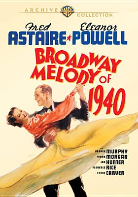 Broadway Melody Of 1940 (DVD) by WARNER HOME VIDEO