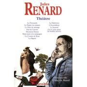 Théâtre de Jules Renard - eBook