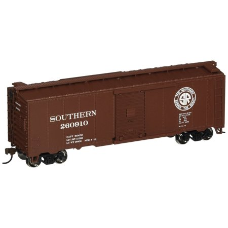Bachmann Trains Southern (Look Ahead Look South) 40' Box Car-Ho
