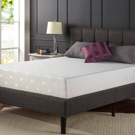 Spa sensations 12quot memory foam comfort mattress walmartcom for Are memory foam mattresses comfortable