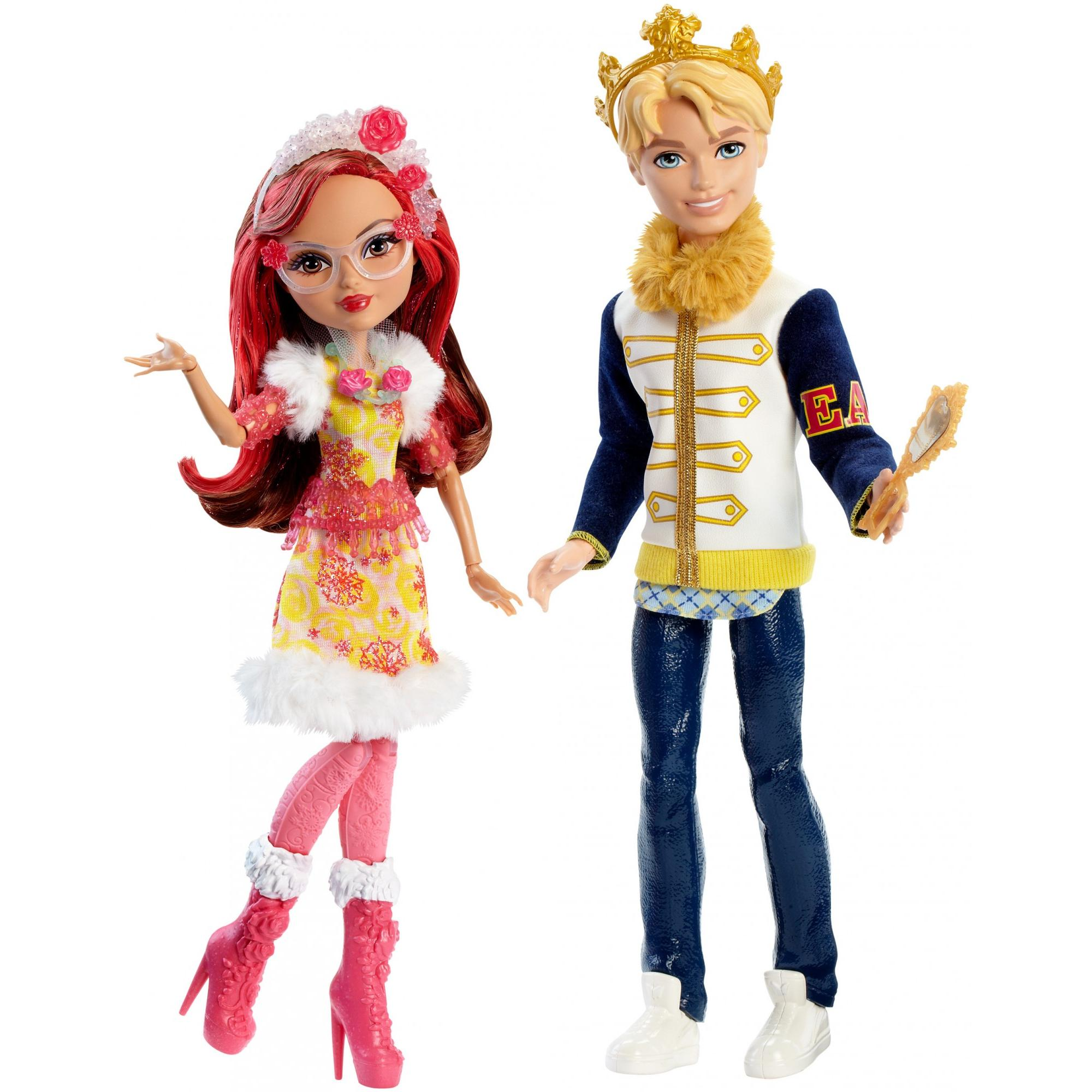 EVER AFTER HIGH EPIC WINTER ENTERTAINMENT 2 PK