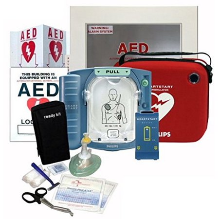 Philips HeartStart OnSite Defibrillator/AED Value Package