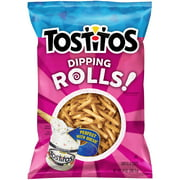 Tostitos Dipping Rolls Tortilla Chips, 14 Oz.