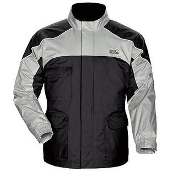 Tourmaster Sentinel Rain Jacket Black