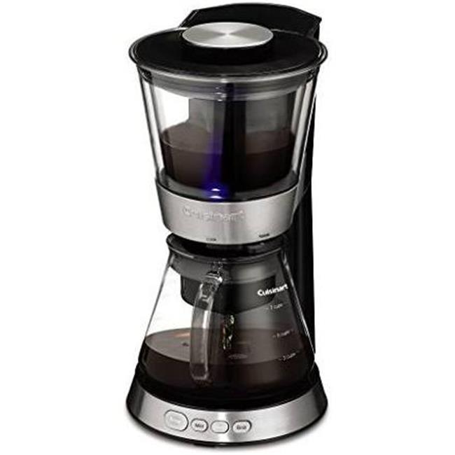 Conair Cuisinart DCB-10 7-Cup Cold brew Coffee Maker, Black Stainless - image 1 de 1