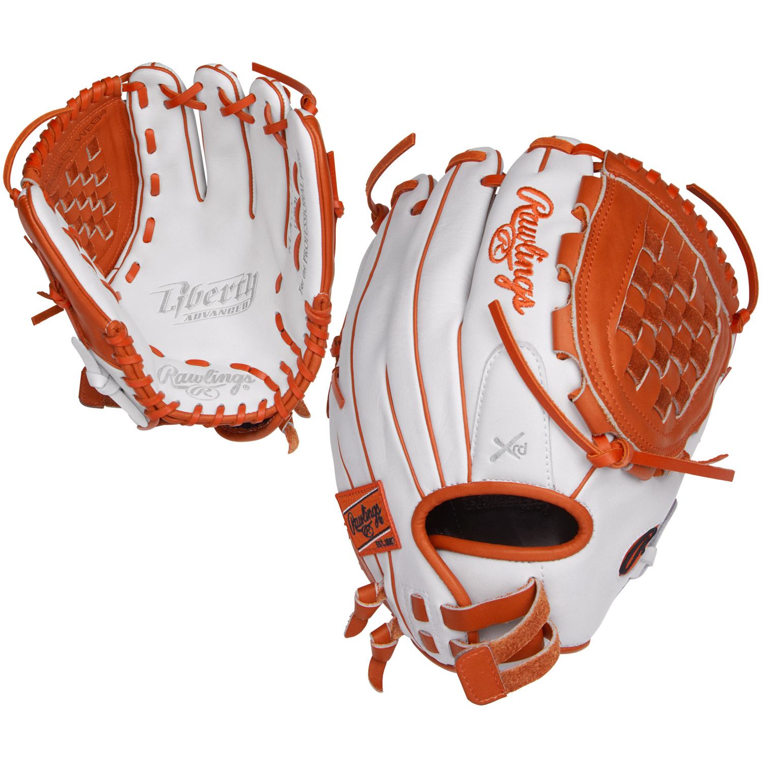 Rawlings Liberty Advanced 12 Inch RLA120-3WO Fastpitch So...