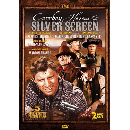 COWBOY HEROES OF THE SILVER SCREEN (DVD) (2DVD TIN)           NLA - image 1 of 1
