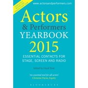 Actors and Performers Yearbook 2015