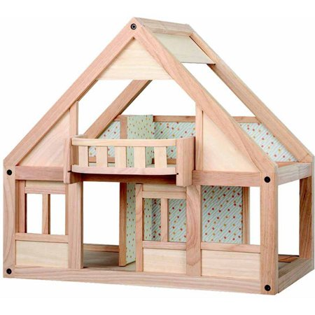 First Dolls House - Plantoys Adorable My First Dollhouse, 24.61