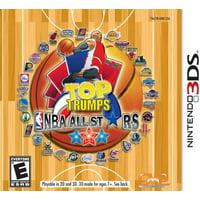 (Nintendo 3DS) Top Trumps NBA All Stars