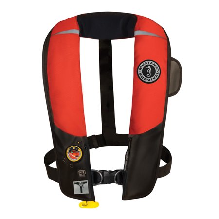 Mustang Survival Auto Hydrostatic Inflatable (Mustang Survival Deluxe Auto Hydrostatic Inflatable PFD with)