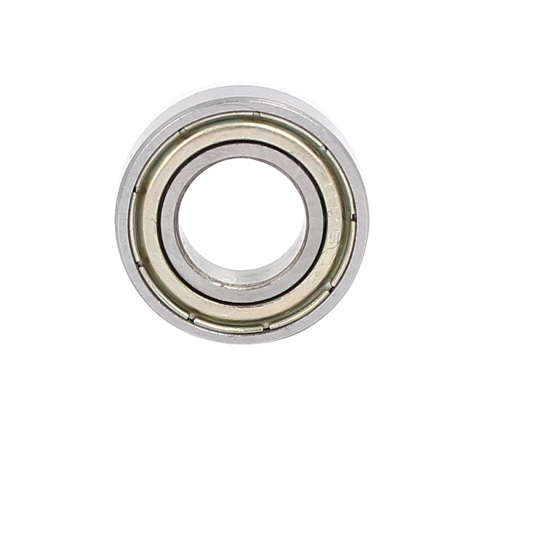 10Pcs 16mmx8mmx5mm Steel Shielded Deep Groove Ball Bearing 688ZZ
