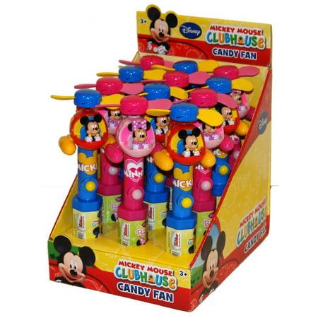 Disney Licensed Mickey-minnie Light Up Fan](Light Up Fans)