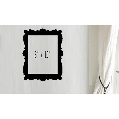 Decal ~ PICTURE FRAME ~ WALL DECAL 8