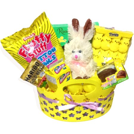 Ultimate Easter Teats Gift Basket - Halloween Gift Baskets Diy