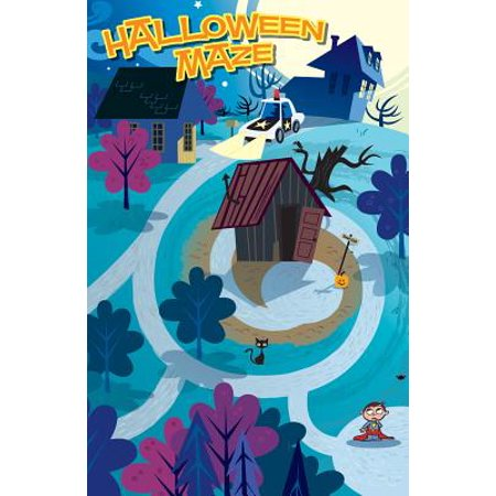 Halloween Maze (Pack of 25)