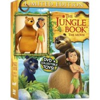 The Jungle Book: The Movie (With Toys) (Widescreen)
