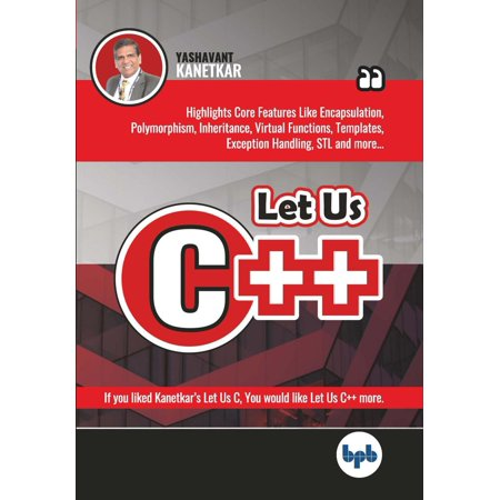 Let Us C++ - eBook