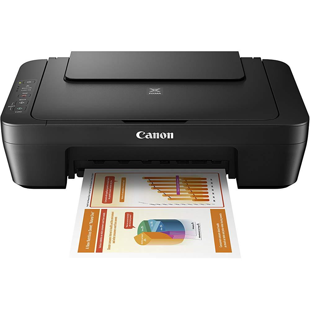 Canon MG Series PIXMA MG2525 Inkjet Photo Printer With