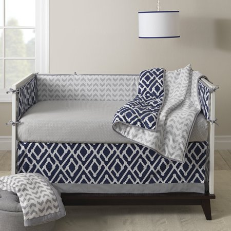 Lambs & Ivy Jensen Collection Reversible Coverlet ()