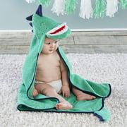 Baby Aspen Dino Baby T-Rex Hooded Towel