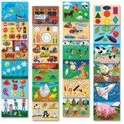 Classroom Essential Puzzles - Set of 24