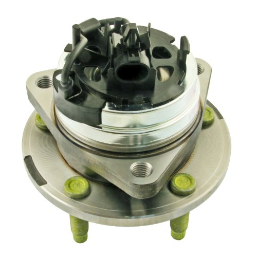 Wheel Bearing and Hub Assembly Front Precision Automotive...