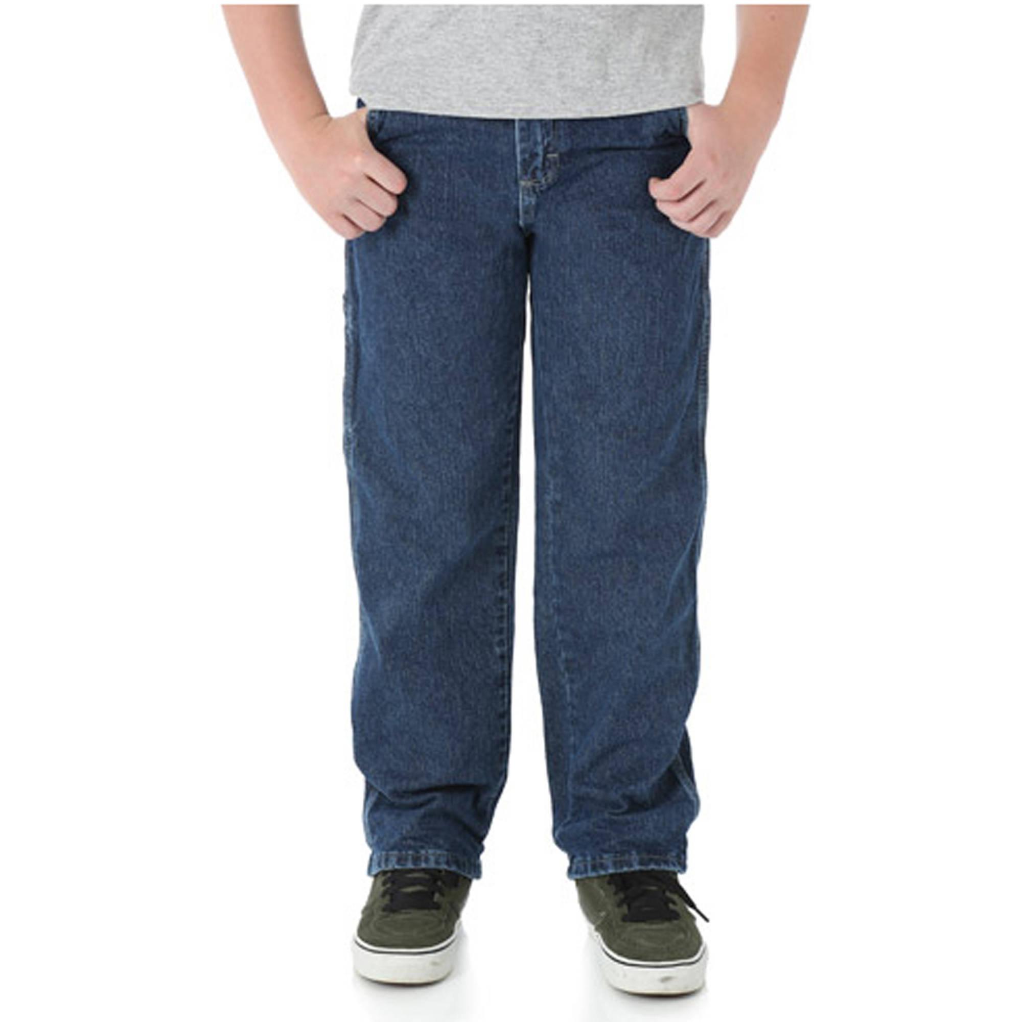 Wrangler Boys' Slim Carpenter Jean