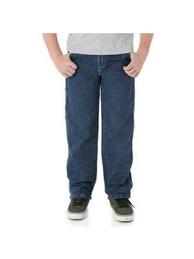 Wrangler Carpenter Jeans (Little Boys, Big Boys, Husky & Slim)
