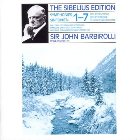 Sym & Orch Works: Comp EMI Stereo Recordings (CD) (Sir John Barbirolli The Great Emi Recordings)