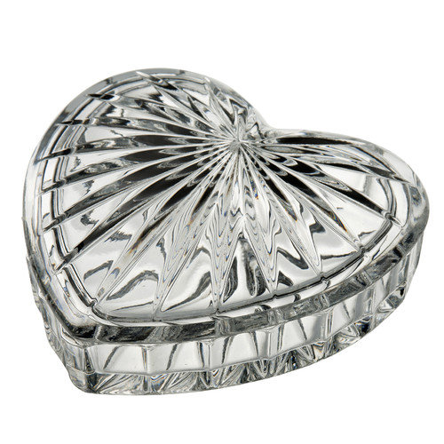 Galway Heart Trinket Box