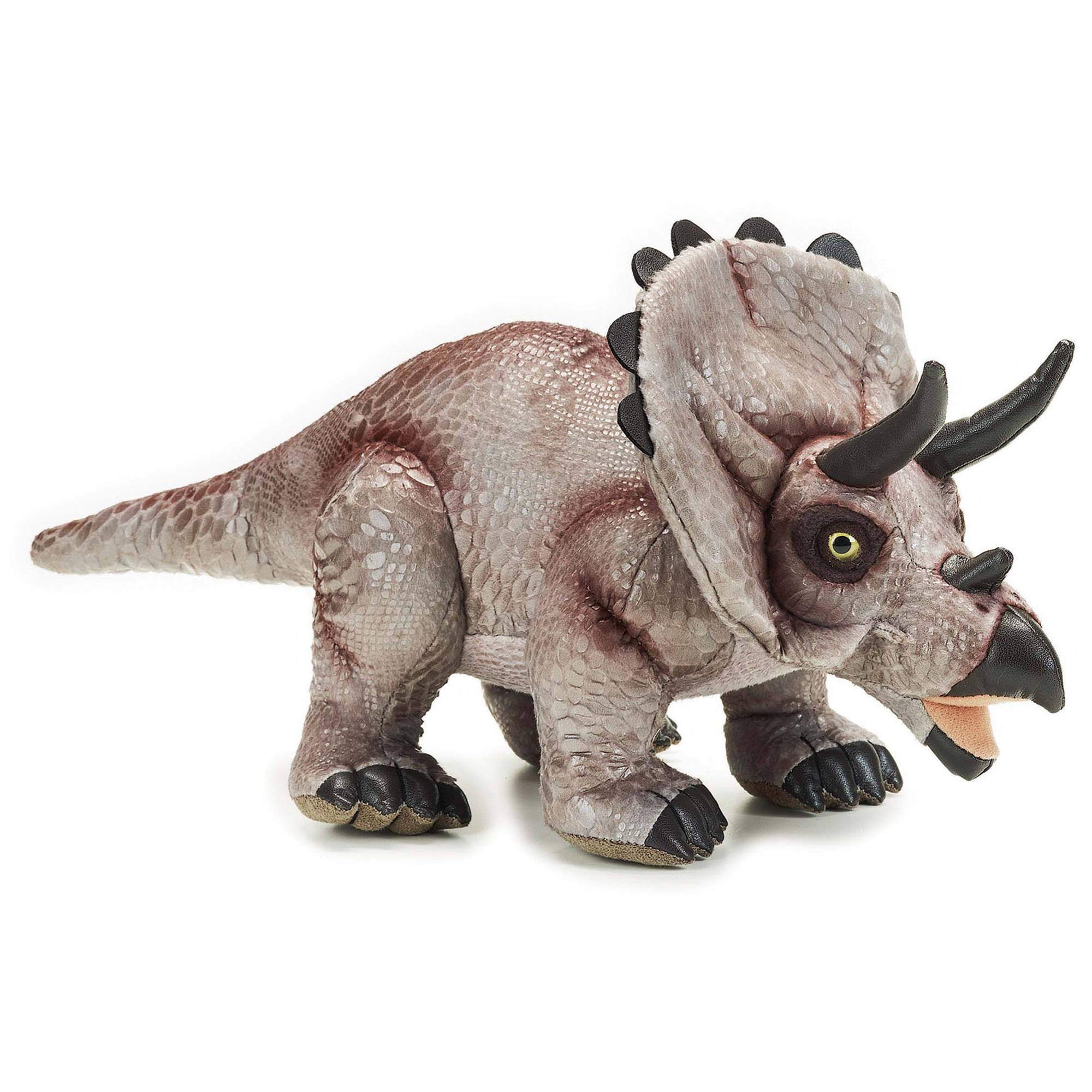 Lelly National Geographic Plush, Triceratopus by Venturelli