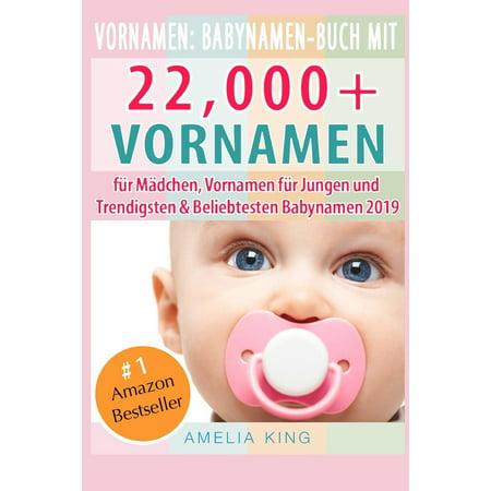Vornamen: Babynamen-Buch mit 22.000+ Vornamen für Mädchen ...  Vornamen: Babyn...