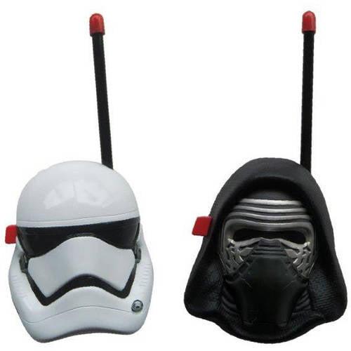 Star Wars Episode 7 Character Walkie Talkies