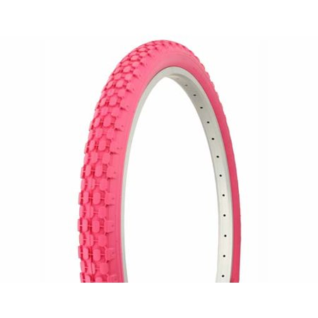Tire Duro 26   X 2 125   Pink Pink Side Wall Hf 851  Bicycle Tire  Bike Tire  Beach Cruiser Bike Tire  Cruiser Bike Tire
