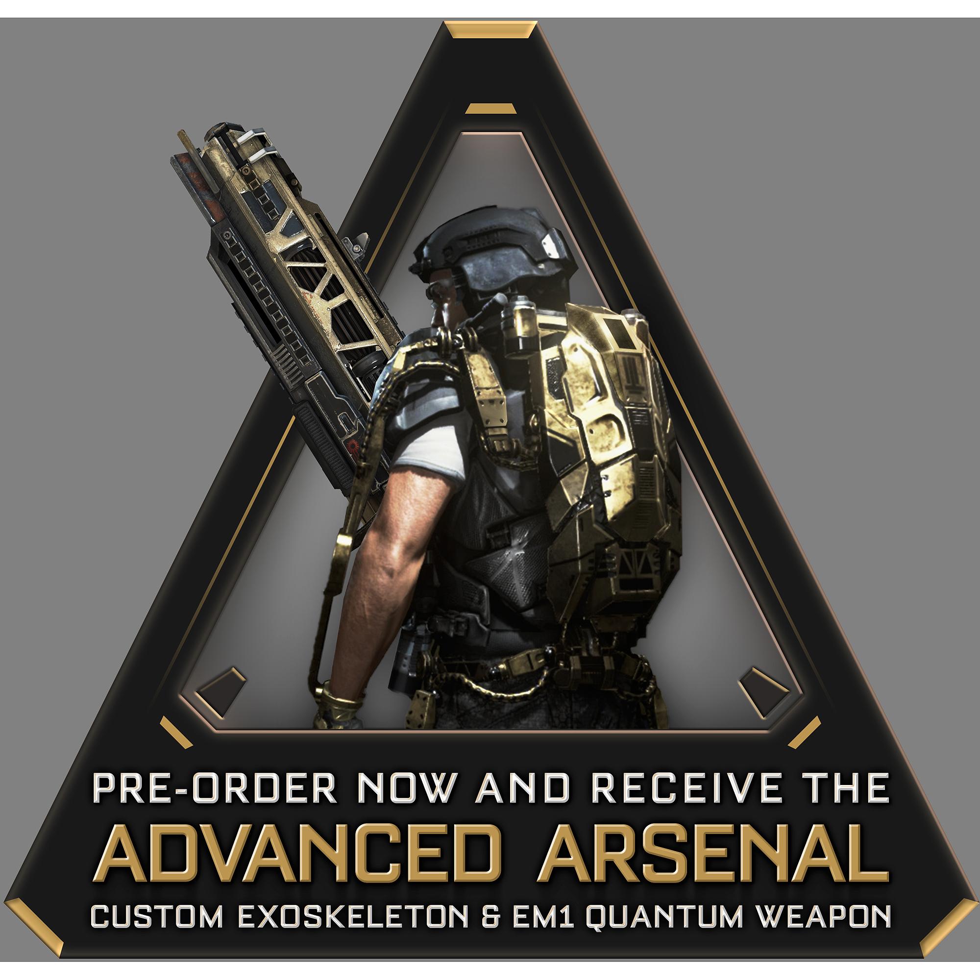 Activision Cod: Advanced Warfare