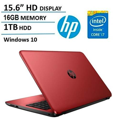 "HP 15-ay107cl 15.6"" HD Premium Laptop Intel Core i7-7500U..."