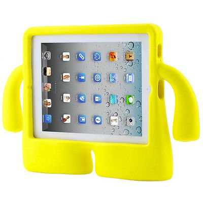 Kids Shockproof iPad Case Cover EVA Foam Stand For Apple iPad Mini 1 2 3 4 Air