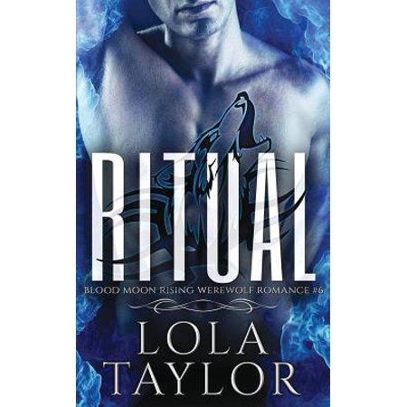 Ritual : A Blood Moon Rising Werewolf Romance